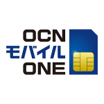 OCN mobile one ロゴ